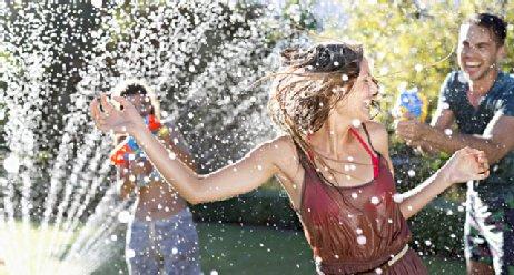 So vermeiden Sie eine Sommergrippe