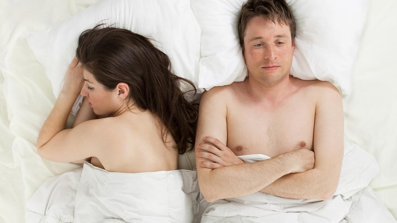 Du bist schon einige Zeit auf Sexentzug? Das passiert in deinem Körper! – Video
