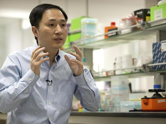 Bin wirklich stolz: Chinesischer Forscher verteidigt Gen-Experimente an Babys