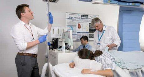 HifU: Ultraschall gegen Krebs
