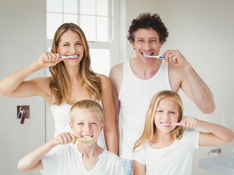 Jedes fünfte Kind putzt sich zu selten die Zähne