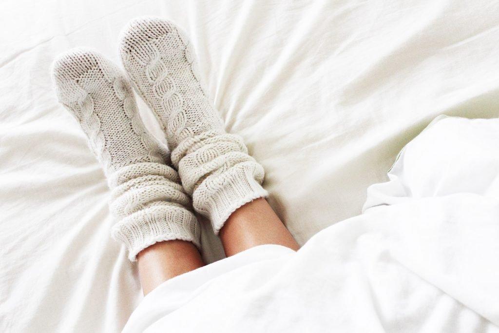 Seltsame Winterallergien: Patientin zeigte schwere allergische Reaktionen auf Winterkälte