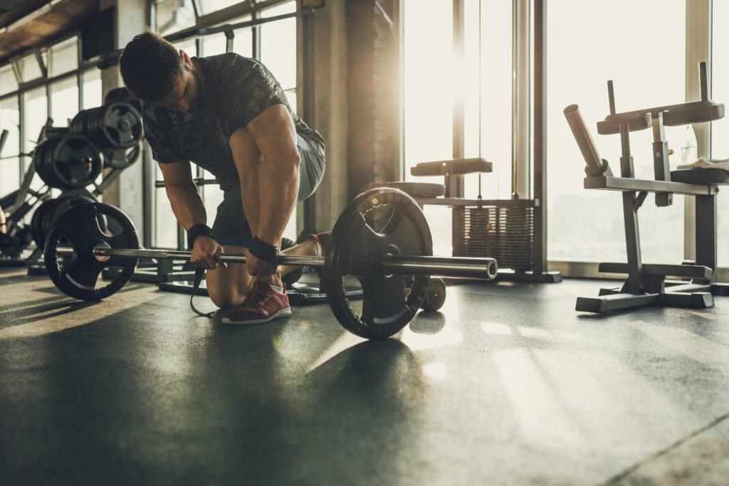 Richtiger Muskelaufbau ab 40? Nur so gehts!