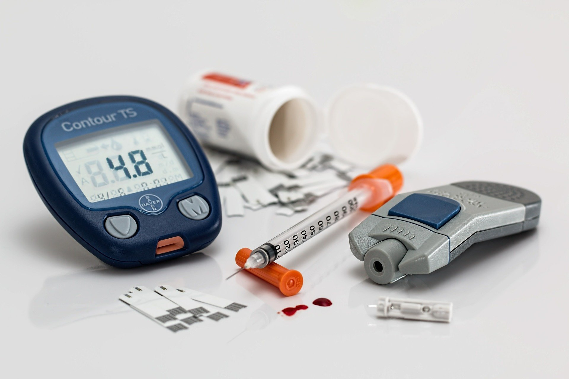 Forscher haben herausgefunden, dass die Inzidenz von Herzinsuffizienz war um zwei-Fach höher bei Menschen mit diabetes