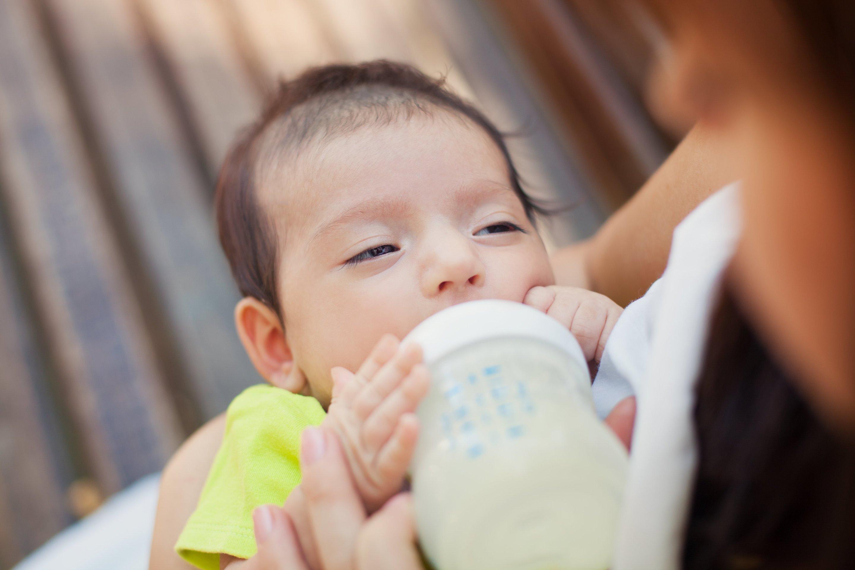 Säuglingsnahrung, die Unternehmen hinter den Richtlinien, die auf Milch-Allergie, und Ihre Umsätze explodieren