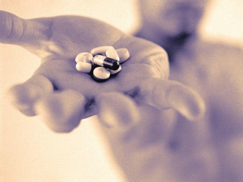 Opioide und andere Medikamente eine tödliche Mischung für schwere Benutzer