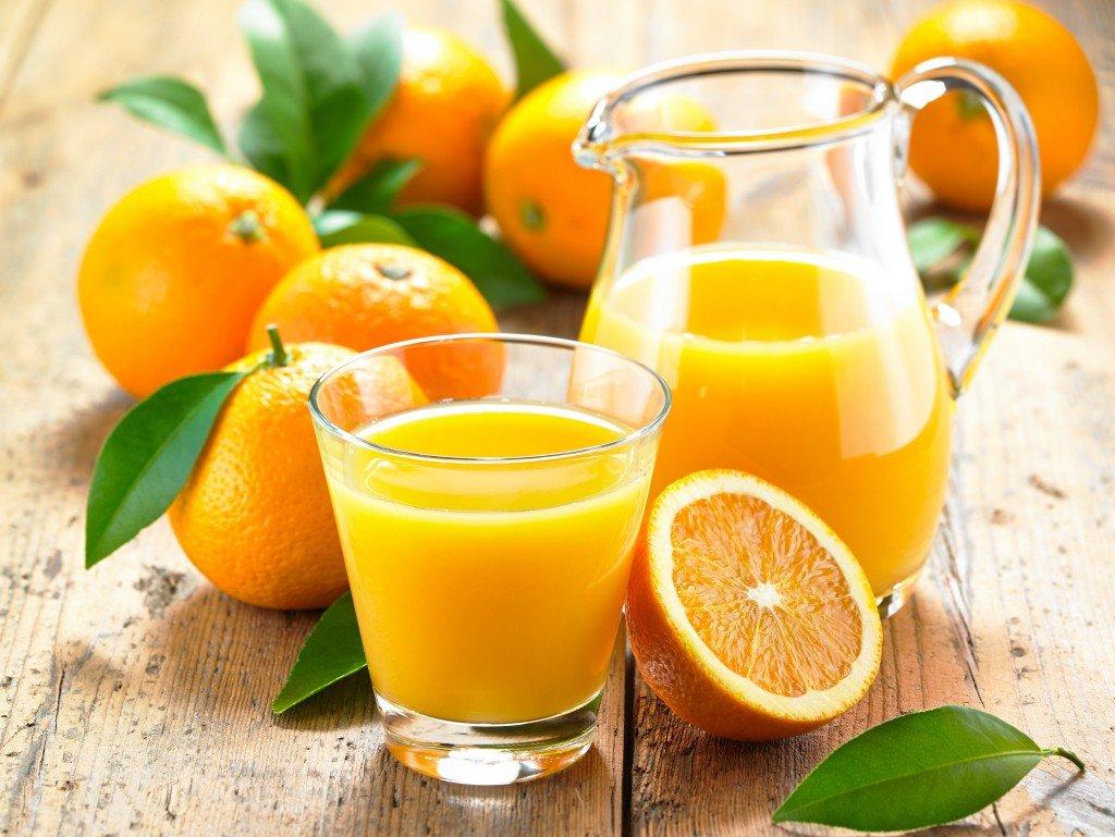 Fast täglich ein Glas Orangensaft senkte das Risiko für Demenz um 50 Prozent