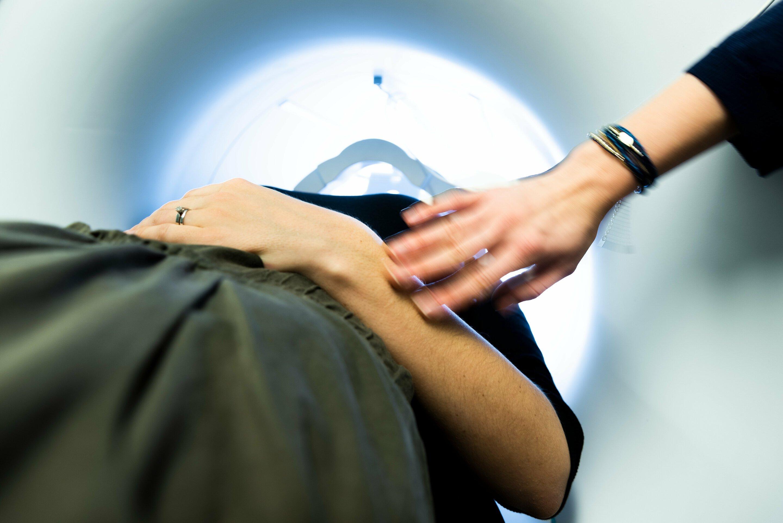 Wie das Gehirn die Unterscheidung zwischen self-touch und touch von anderen