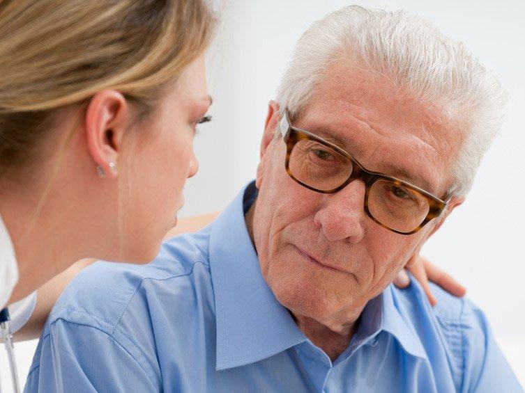 Schmerzen bei Demenzkranken erkennen