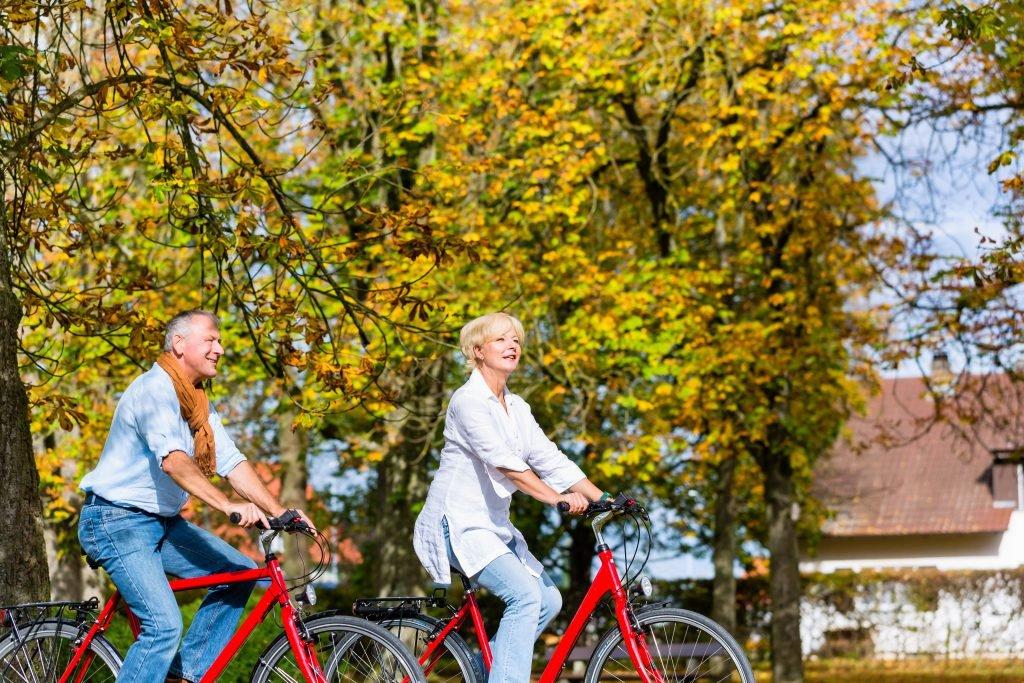 Eine Stunde körperliche Betätigung am Tag und 90 Lebensjahre sind nicht unwahrscheinlich