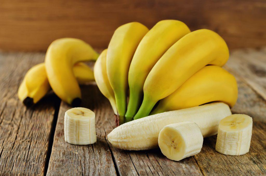 Gesundheitsfaktor: Nach dem Bananen-Schälen immer sorgfältig die Hände waschen!