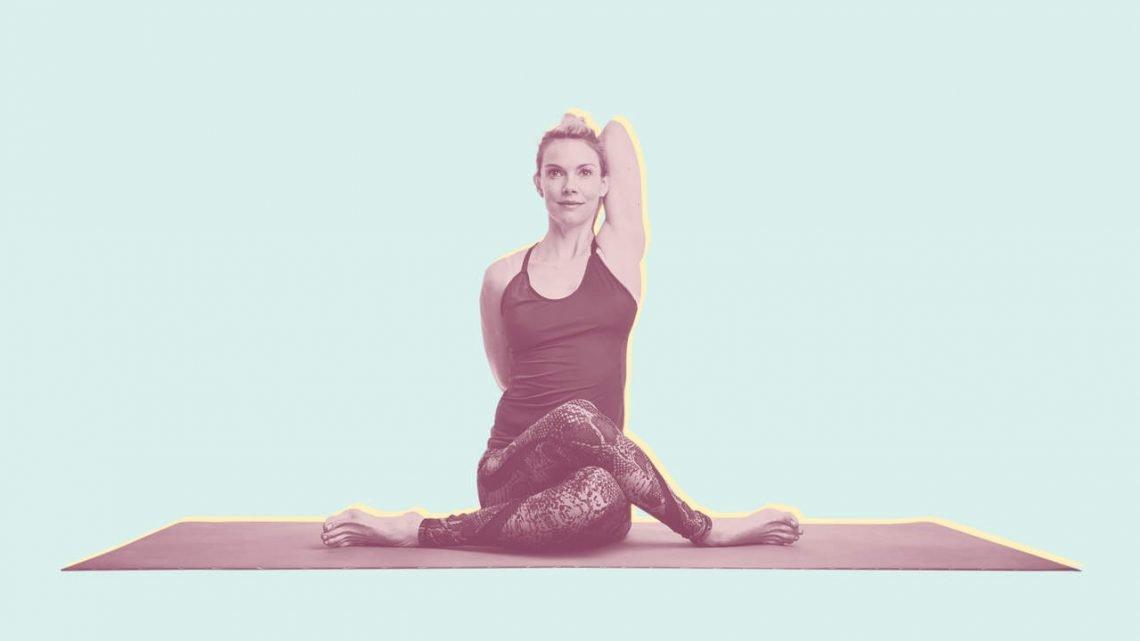 Dieser 6-Schritt-Yoga-Flow, Öffnet Sich Die Engen Hüften