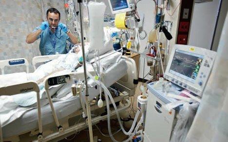 Computer-Simulatoren zeigen, wie Sie zur Minderung der Schäden für die Lunge von Kindern auf der Intensivstation