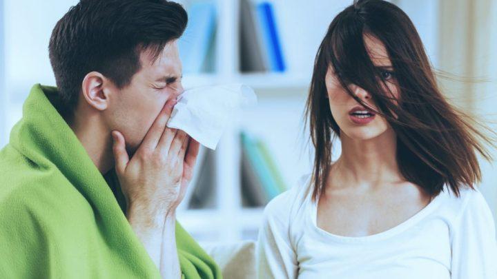 Neue Grippewelle im Anmarsch: Influenza-Viren-Aktivität steigt stark an