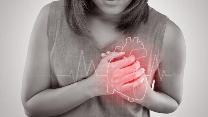 Immer mehr junge Frauen erleiden einen Herzinfarkt