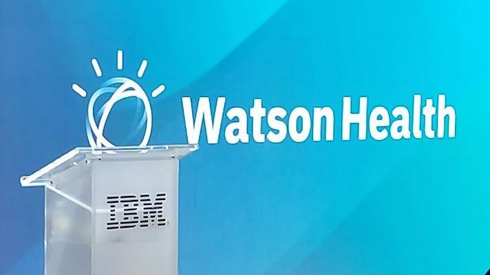 IBM Watson Health chief health officer, spricht im Gesundheitswesen Herausforderungen und KI