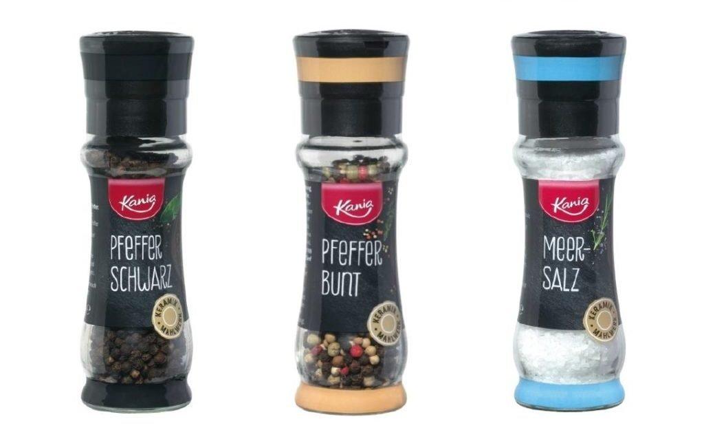 Rückrufaktion bei Lidl wegen Glassplitter – Mehrere Salz- und Pfefferstreuer-Waren sind betroffen