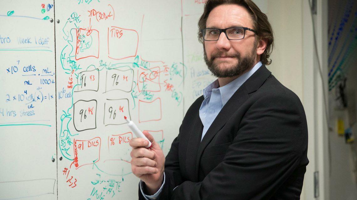 Gehirn Entdeckung könnte erklären, geheimnisvoll cell death in Alzheimer, Parkinson