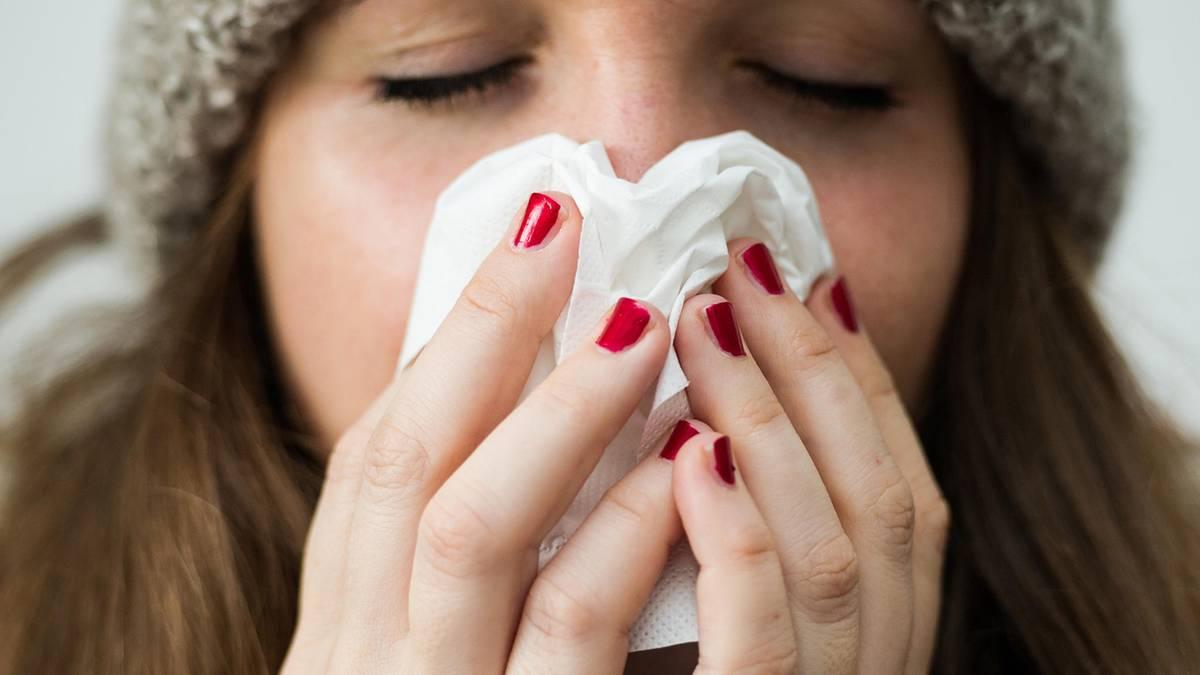 Die Grippe rückt an: Tausende neue Fälle in einer Woche
