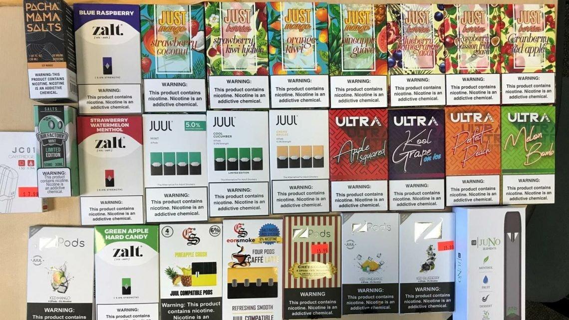 Neue Studie links elektronischen Zigaretten und Keuchen bei Erwachsenen
