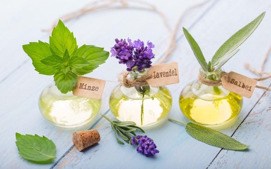 Aromatherapie – Wirkung und Rezepte