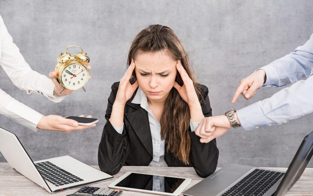 Studie zeigte: Wie auch Stress Krebs auslösen kann