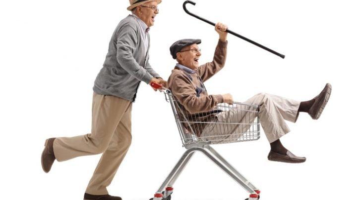 Alterungsforschung: Das Rätsel gesunder Alterung wurde nun entschlüsselt