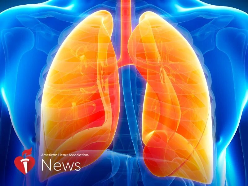 Emphysem auslösen kann, die Gefahr der Ruptur von Aneurysmen