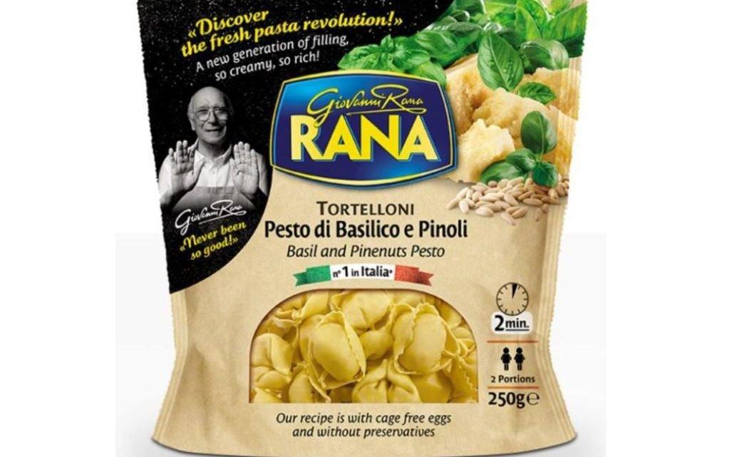 Großer Pasta-Rückruf wegen nicht ausgezeichneter Allergene
