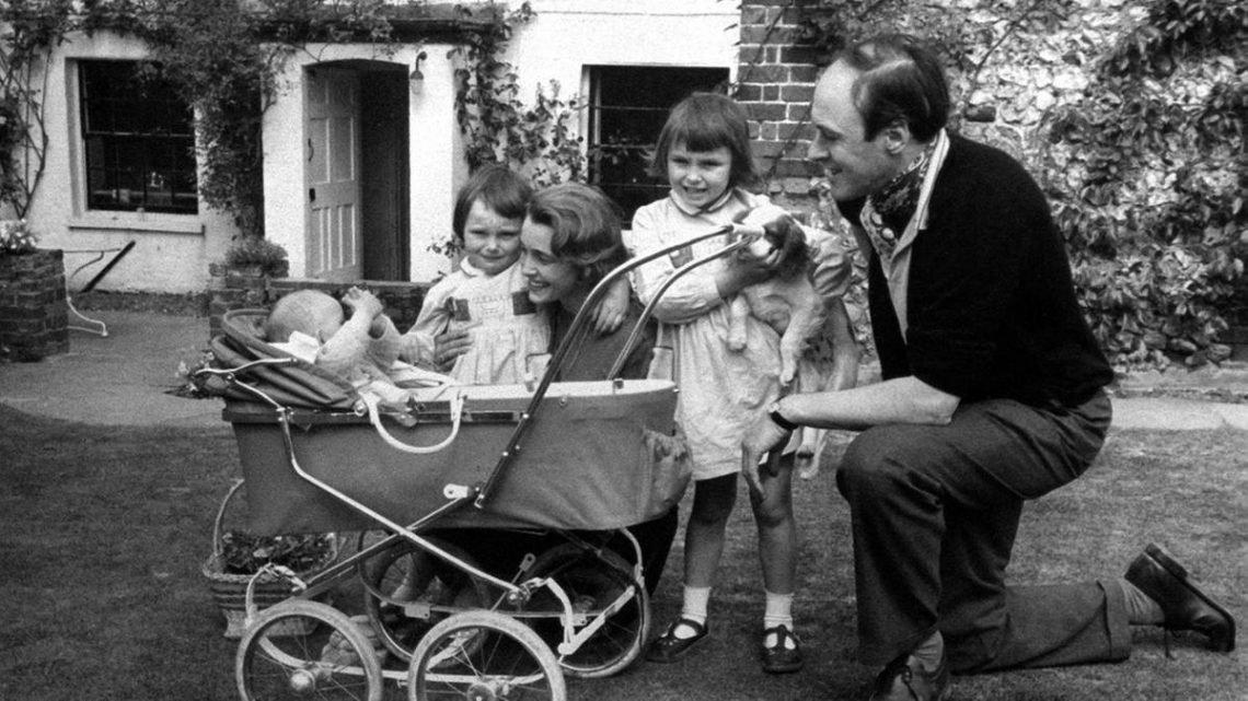 Wie Schriftsteller Roald Dahl seine kleine Tochter verlor – und was er seitdem über Impfungen dachte