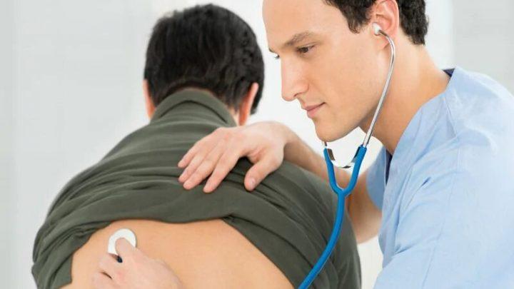 CDC: Prävalenz von COPD-hoch bei einigen Nichtrauchern