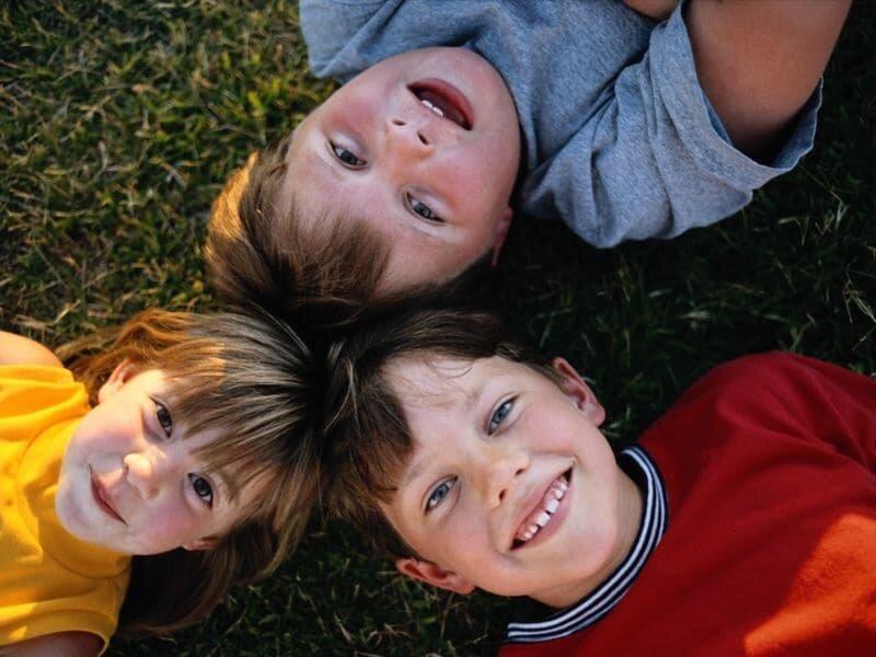 Kinder mit chronischer Krankheit können ein normales Leben Zufriedenheit