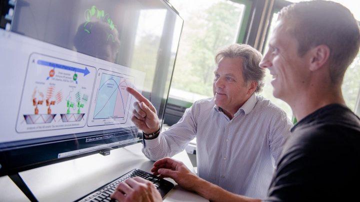 Early-stage-Erkennung von Alzheimer im Blut