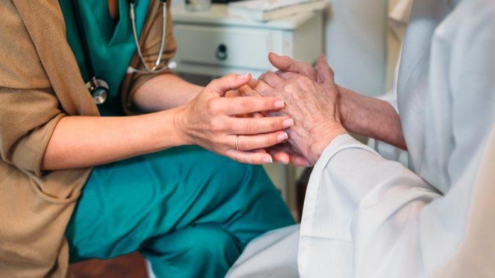 """""""Ärzte müssen Stille ertragen können"""""""