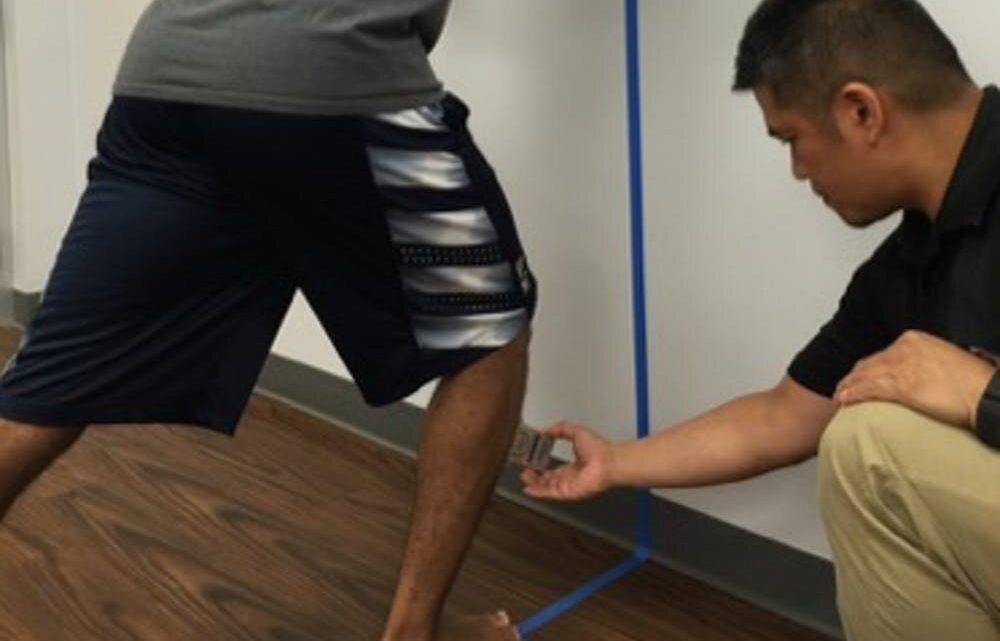 Steife Muskeln sind eingängig Supermacht von NBA-Athleten