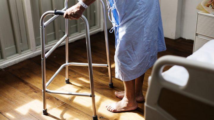 Gerät zur Verbesserung der walking bei Neuropathie-Patienten trifft Markt