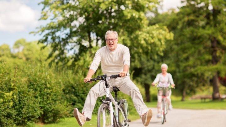 Muskelschwund ab 40: Welche Sportarten halten am längsten fit?