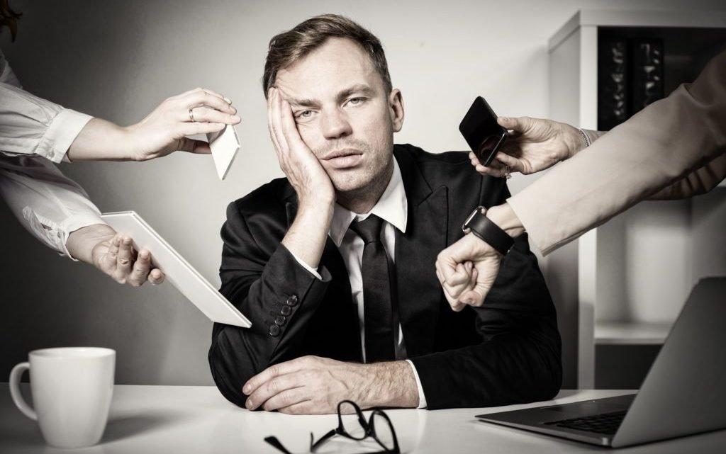 Stress: Wie gestresst sind wir? Dieser neue Selbsttest liefert konkrete Ergebnisse