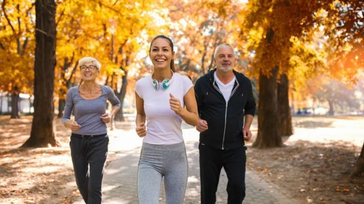 Kopfschmerzen, Bluthochdruck, Rückenbeschwerden: Sport hilft oft besser als Pillen