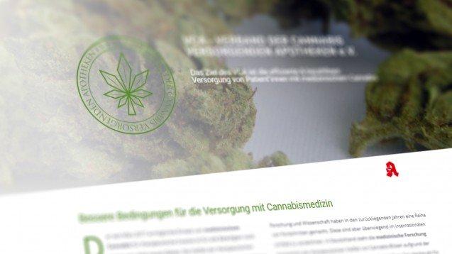 Verband der Cannabis versorgenden Apotheken gegründet