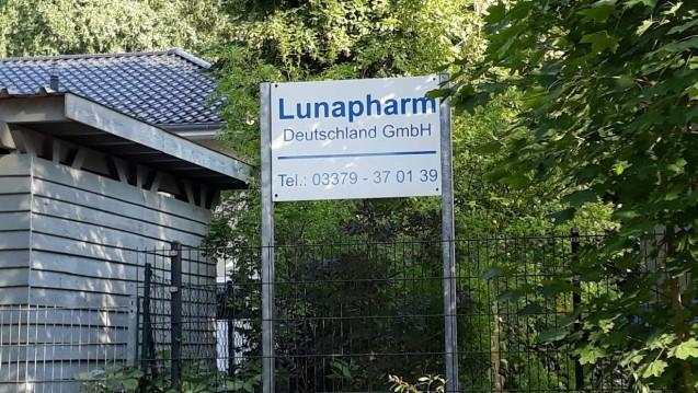 Lunapharm fordert Entschädigung vom Land