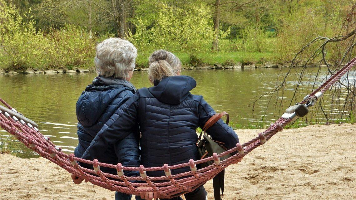 Coping-Strategie, die Therapie für die Familie Demenz Betreuer arbeiten langfristig