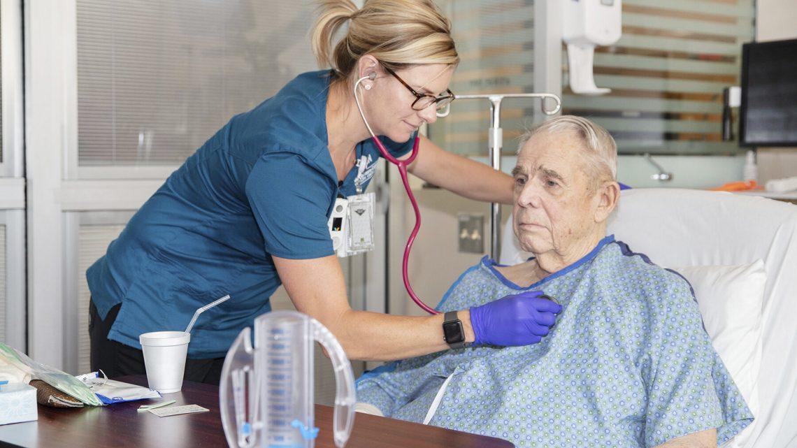 Neue standards sollen zur Verbesserung der Chirurgie für die ältesten Patienten