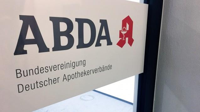 ABDA und Bühler: Fachgespräch ja, Pressetermin nein
