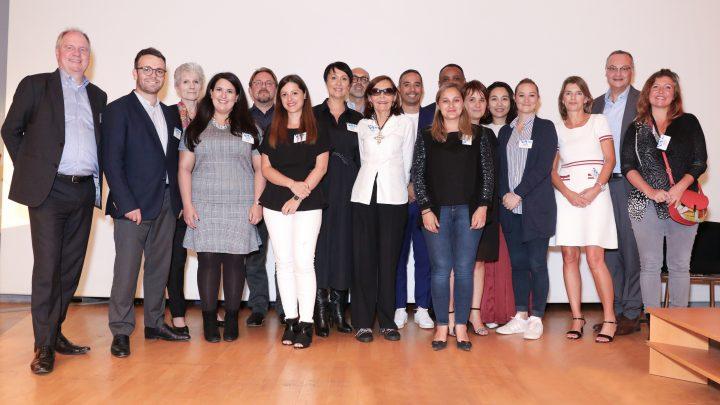 National Beauty Science Institute Hosts Zweiten Master Class in Paris