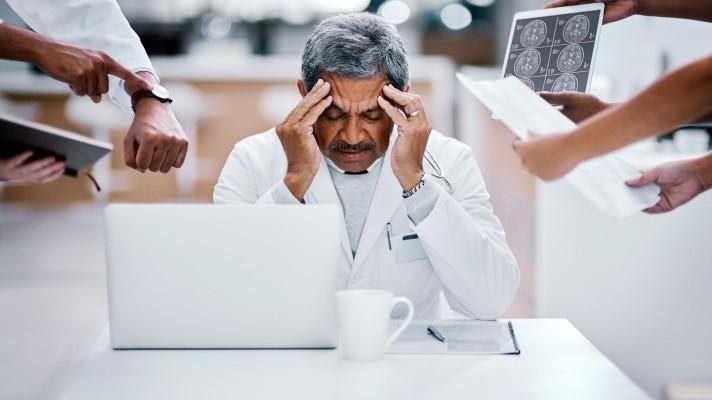 AMA startet Praxis-Transformation-Initiative zur Bekämpfung von Arzt burnout