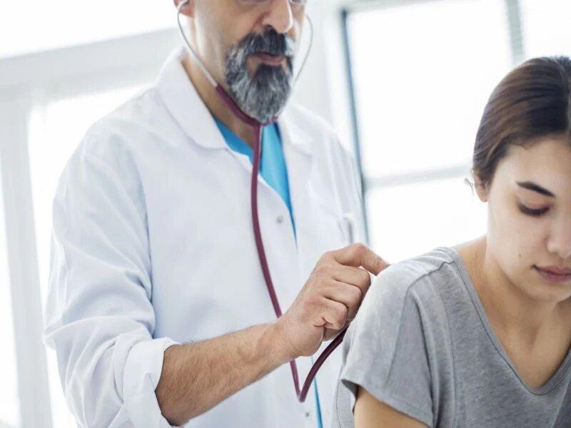 CDC: Asthma-Besuch raten sank von 2001 bis 2016