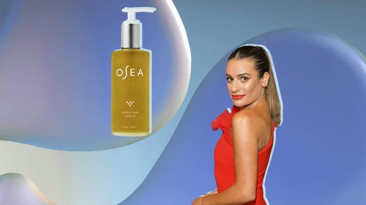 Die Anti-Aging-Öl, Das Lea Michele Schwört für Erstaunliche Haut