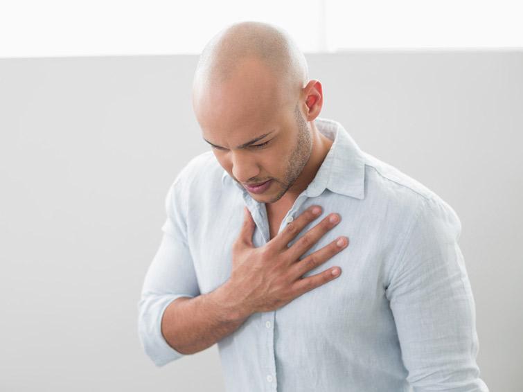 Asthma: Refluxkrankheit kann Atemnot auslösen