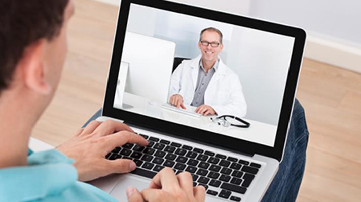 Für Patienten entwickelt sich als Anbieter umarmen Telemedizin